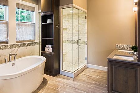 Home Remodel In Austinburg OH Bathroom And Kitchen - Minor bathroom remodel